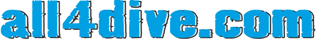 Logo Tauchshop all4dive.com