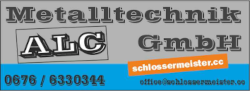 ALC Metalltechnik GmbH